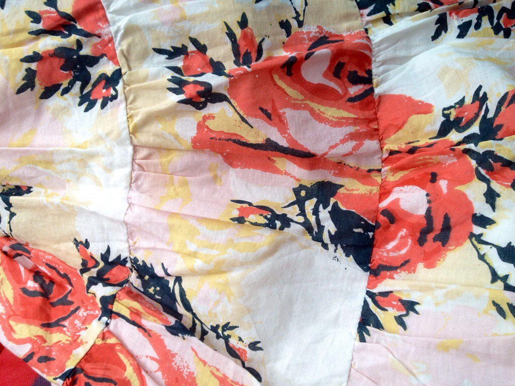 The print of my new skirt