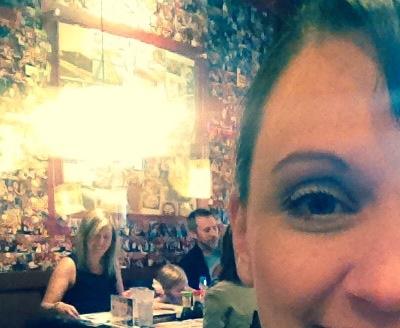 at Crazy Sushi