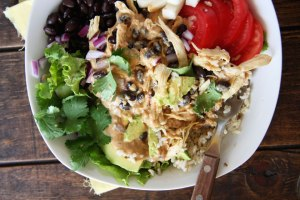 chicken-black-bean-burrito-bowl